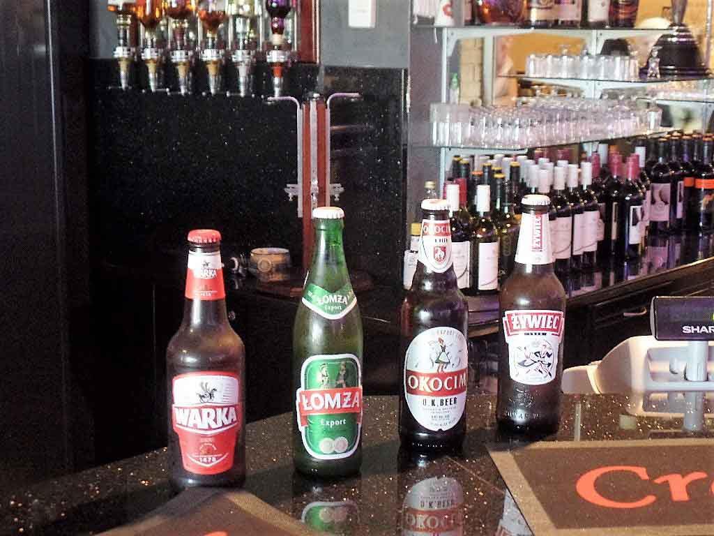 polish-beers-at-cracovia